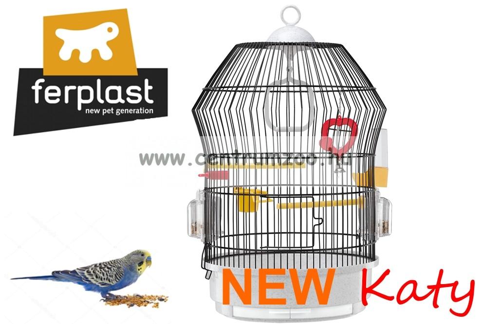 Ferplast Katy Neo felszerelt madár kalitka