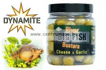 Dynamite Baits Big Fish River Hookbaits - Cheese & Garlic Busters (DY1386)