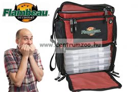 Flambeau Outdoors 3005 Tackle Station Soft Side Bag pergető táska