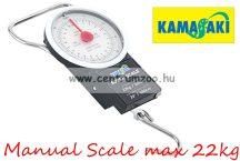 MÉRLEG - KAMASAKI HALMÉRLEG  mérleg 22kg (80212-111)