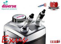 Diversa EXUS 1200 prémium külső szűrő 28W 500 literig