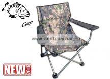 C-Carp F1 Camo Color italtartós horgászfotel - erősített -110kg