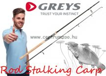 Greys® Rod Stalking Carp 3,6m 2,5lb 2rész  bojlis bot (1326932)