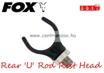 Fox Rear 'U' Rod Rest Head - U bottartó fej  (BB7392)