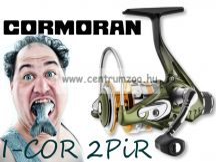 Cormoran i-Cor L 2PiR 2500 hátsófékes orsó (12-26250)