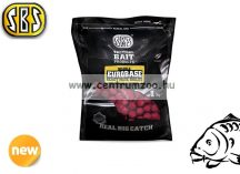 SBS Soluble EuroBase Ready-Made Boilies 20mm oldódó 1kg-Strawberry Jam (eperkrém) (70008)