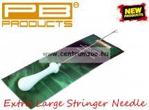 fűzőtű - PB Products Extra Large Stringer Needle hosszú fűzőtű (HSN03)