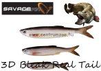 SAVAGE GEAR LB 3D Bleak Real Tail 8cm 3g 5pcs 04-Green Pearl S gumihal (50444) küsz utánzat