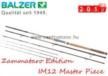 Balzer Zammataro Edition IM12 MP3 Medium Heavy Feeder 4,00m 125g feeder bot (11213400)