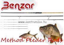 Benzar Method Feeder 390cm +150g feeder bot (12343-390)