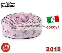 "Camon Set cucce ""Luck"" Pink Professional modern kutyafekhely 60cm (CC057/A)"