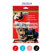 """Camon Parure """"Cuccioli"""" kutyahám + póráz több színben (D630/A)"""