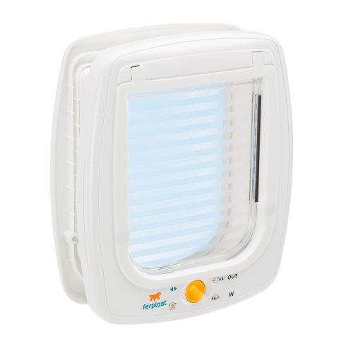 Ferplast Swing  9 HUZATMENTES 4 funkciós ajtó kutyáknak FEHÉR