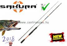 Sakura Sportism Casting SPRC 662 1,98m 14-70g XH multis pergető bot (SAPE800266)