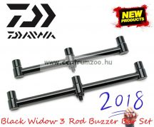 BUZZBAR Black Widow 3 Rod Buzzer Bar Set - BW3RBBS  (209772) kereszttartó