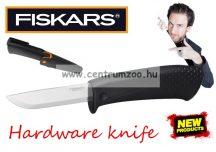 Fiskars Hardware Knife kerti és horgászkés - tokkal (156016)