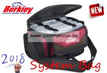 Berkley System Bag Box Storer Inc.4 boxes Premium pergető táska (1345043)