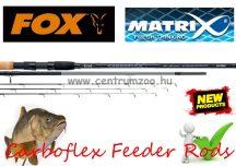 Fox Matrix  CARBOFLEX FEEDER 3,90m 80g feeder bot (GRD093) + method kosárszett