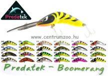 Predatek Boomerang 80 Deep wobbler NEW