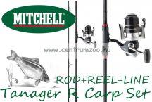 Mitchell Combo Tanager R Carp 13ft 3,00 lbs LR - bot, orsó, zsinór - komplett pontyhorgász szett (1446387)