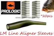 Prologic LM Line Aligner Sleeves M 20db horogbefordító (49892)