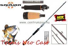 Sakura TRINIS Neo Cast 701M 2,13m 5-21g 1rész pergető bot (SAPRA800470)