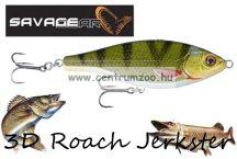 Savage Gear 3D Roach Jerkster 90 9cm 20g SS 03-Perch gumihal (62223)
