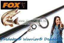 FOX Predator® Warrior® Rods Boat 10ft x 3lb csukás pergető bot 3,0m parafa nyél (FRD011)