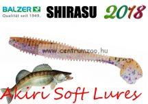 Shirasu Soft Lures Akiri gumihal 7cm (13630008) Hiroto colours