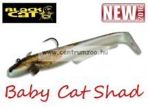 Black Cat Baby Cat Shad real cat 75g 18cm 2db (3295301)
