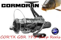 Cormoran COR'TX GBR 7PiF 8000 nyeletőfékes orsó (19-70800)