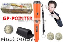 GP-POINTER 360° Metal Detector fémkereső (tcq01-orange)