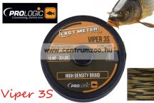 Prologic Viper 3S 15m 15lbs fonott süllyedő előke zsinór (50084)
