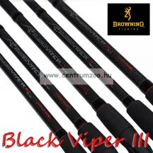 Browning Black Viper III 120 R/S 4,20m 14'  120g  feeder bot (12300420)