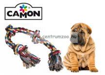 Camon fogtisztító kötél csont játék kutyáknak 60cm 360g 4csomós (A957/A)