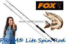 FOX PRISM® LITE SPIN BOT 180cm 2-8g - 2rész pergető bot (NRD229)