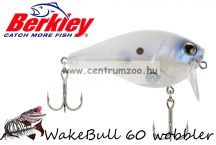 Berkley® WakeBull 60 - wobbler 60mm 11,5g (1487210) White Shad