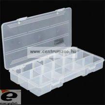 FISHING BOX MINI ET-900 tároló aprócikkes doboz 23x12cm (75260-900)