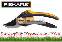 Fiskars Garden SmartFit Premium P68 Black-Orange Professzionális metszőolló (111610)