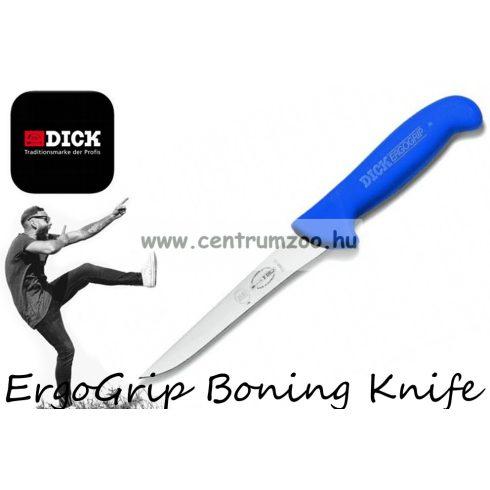 Dick ErgoGrip Boning Knife - KÉK csontozókés 15cm merev pengével (8236815)