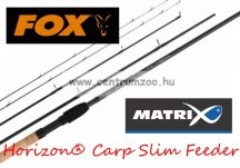 Fox Matrix Horizon® XS Slim Feeder Rods 3,7m feeder bot 3+2r (GRD105)