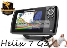 Humminbird® HELIX® 7 Chirp DS GPS G3 halradar (596980) 2020NEW