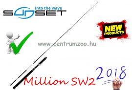 SUNSET Million SW2-73  220cm 120g 2rész pergető  bot (STSRE831173)