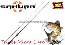 Sakura TRINIS MICRO LURE-DROP SHOT SPIN 602L 1,83m 2-7g 2rész pergető bot (SAPRE800360)