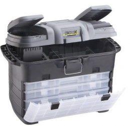 Cormoran K-Don szerelékes horgászláda 1007 (66-10007)