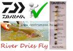 Daiwa River Dry Flies Selection DFC-3 műlégy szett NEW Collection