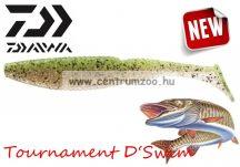 Daiwa Tournament D'swim gumihal chartreuse ayu 9cm 5db (16506-208) UV Active