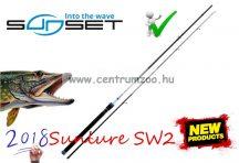 Sunset Sunlure SW2 2,7m XH 15-50g 2részes bot (STSRE8343270XH)