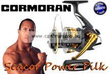 Cormoran Seacor Power Pilk 6PiF 4500 elsőfékes távdobó orsó (14-09450)