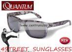 QUANTUM 4STREET SUNGLASSES GREY napszemüveg (8910102)